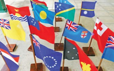Pacific Free Trade a Big Plus