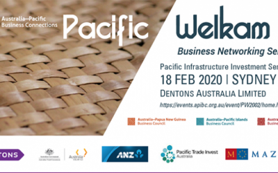 Pacific Infrastructure Investment Seminar