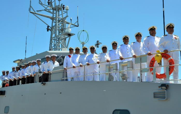 Austal Australia Delivers 8th Guardian Class Patrol Boat