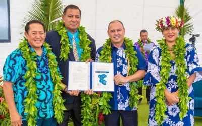 Cook Islands Opens Seabed Minerals Exploration