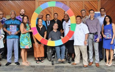 Pacific Islands Forum 2020 Biennial Pacific Sustainable Development Report
